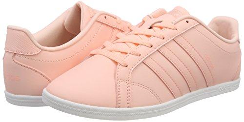 adidas VS CONEO QT W - Zapatillas Deportivas para Mujer, Rosa - 36