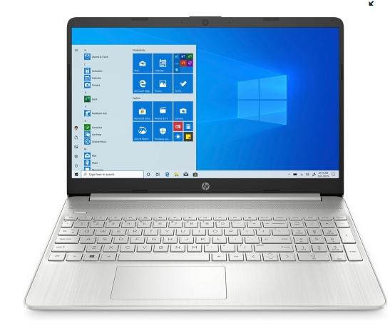 Portátil HP 15S-EQ1078NS con Ryzen 5, 8GB, 256GB, 39,62 cm - 15,6