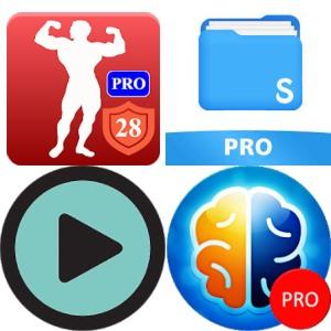 Gym Pro, File Explorer, Juegos Mentales y otras [GRATIS, Android]