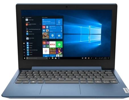 Portátil LENOVO IdeaPad 1 11IGL05 (11.6'' - Intel Celeron N4020 - RAM: 4 GB - 64 GB eMMC - Intel UHD Graphics 600)