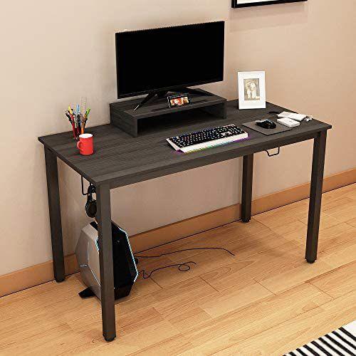 Mesa escritorio con medidas de 120x 60cm. Disponible en 2 modelos