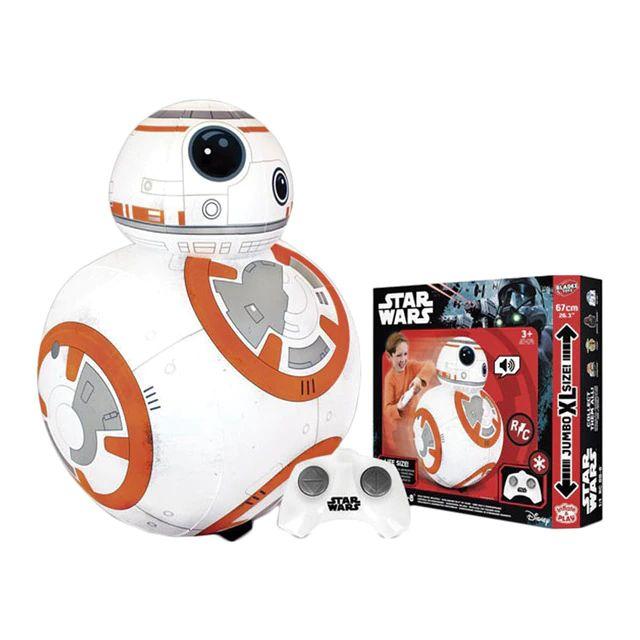 ROBOT BB-8 RC HINCHABLE STAR WARS