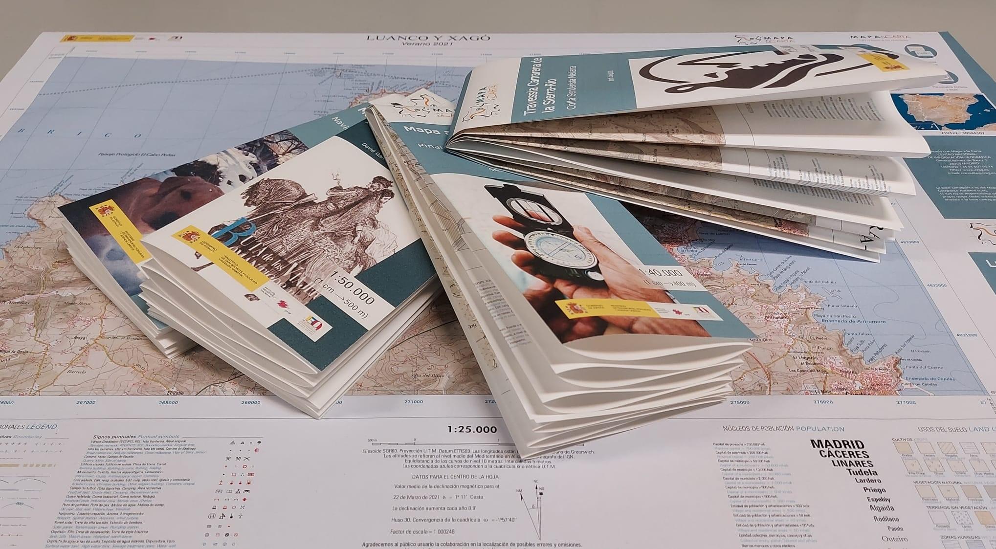 Mapa a la Carta: pdf GRATIS y/o impreso con descuento