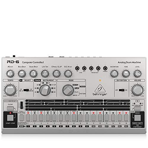 Caja de ritmos Behringer RD-6-SR