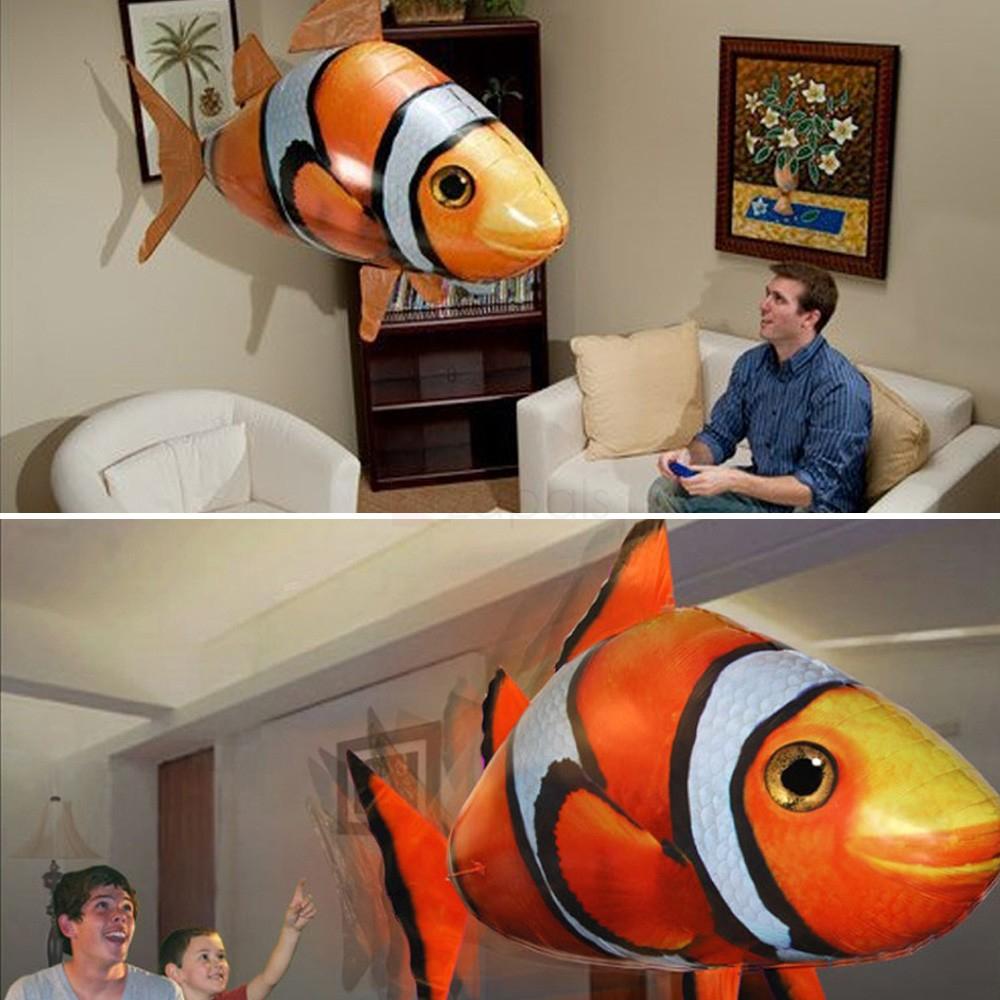 Globo teledirigido (Nemo o Tiburón)