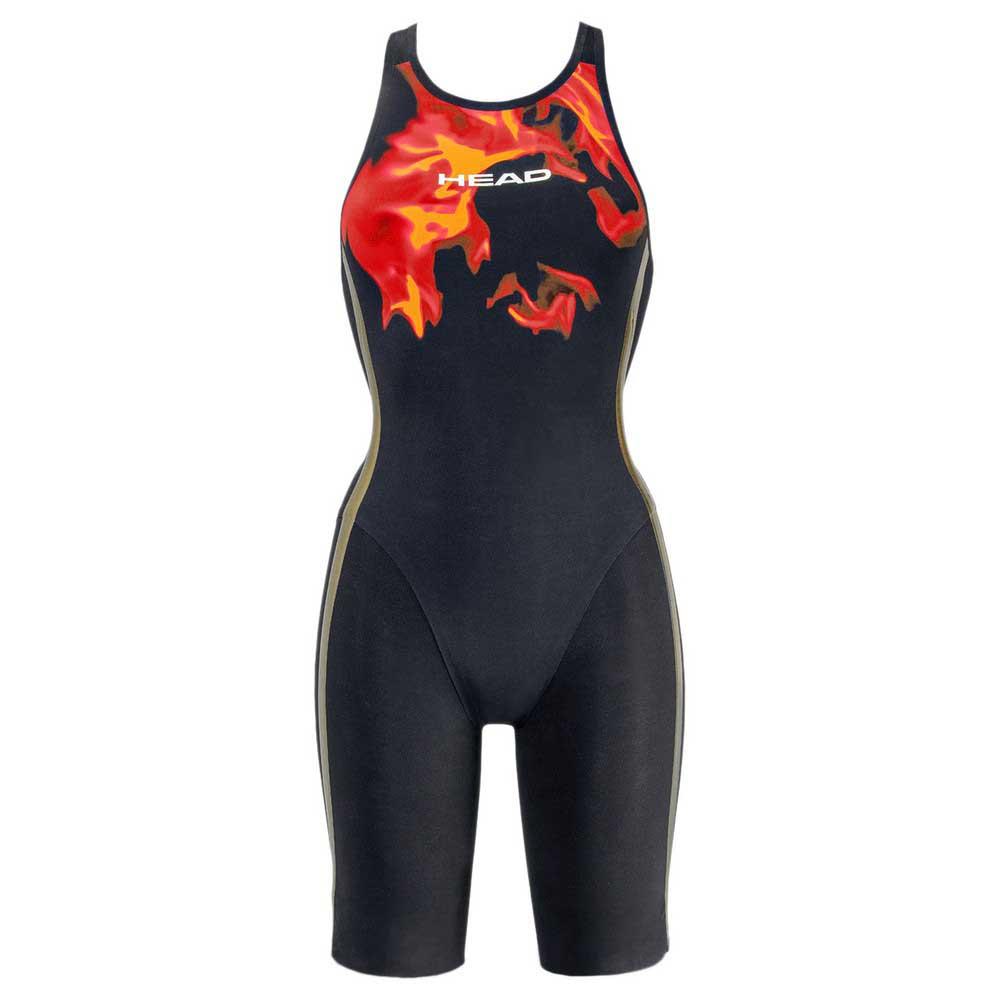 Traje natación de mujer Head Swimming Liquidfire Knee Pro