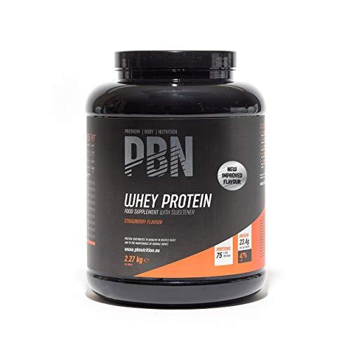 Proteina de suero de leche pbn