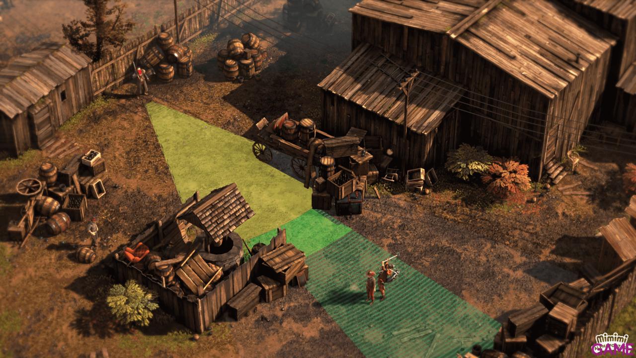 DESPERADOS III PS4 (Game.es)