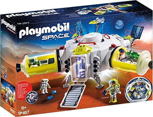 PLAYMOBIL Space Estación de Marte (9487)