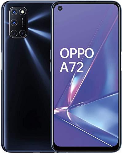 OPPO A72 – 128GB - Dual SIM - Negro o Morado