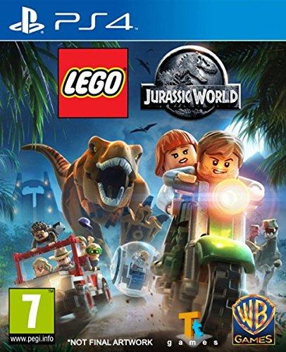 LEGO: Jurassic World ps4