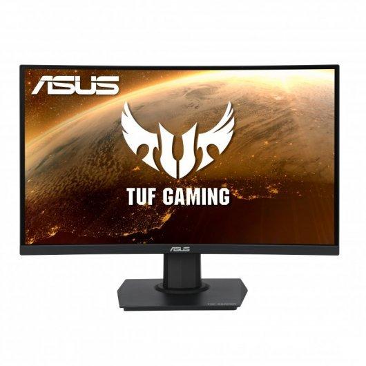"""Asus TUF Gaming VG24VQE 23.6"""" LED FullHD 144Hz 1ms VA FreeSync Curva"""