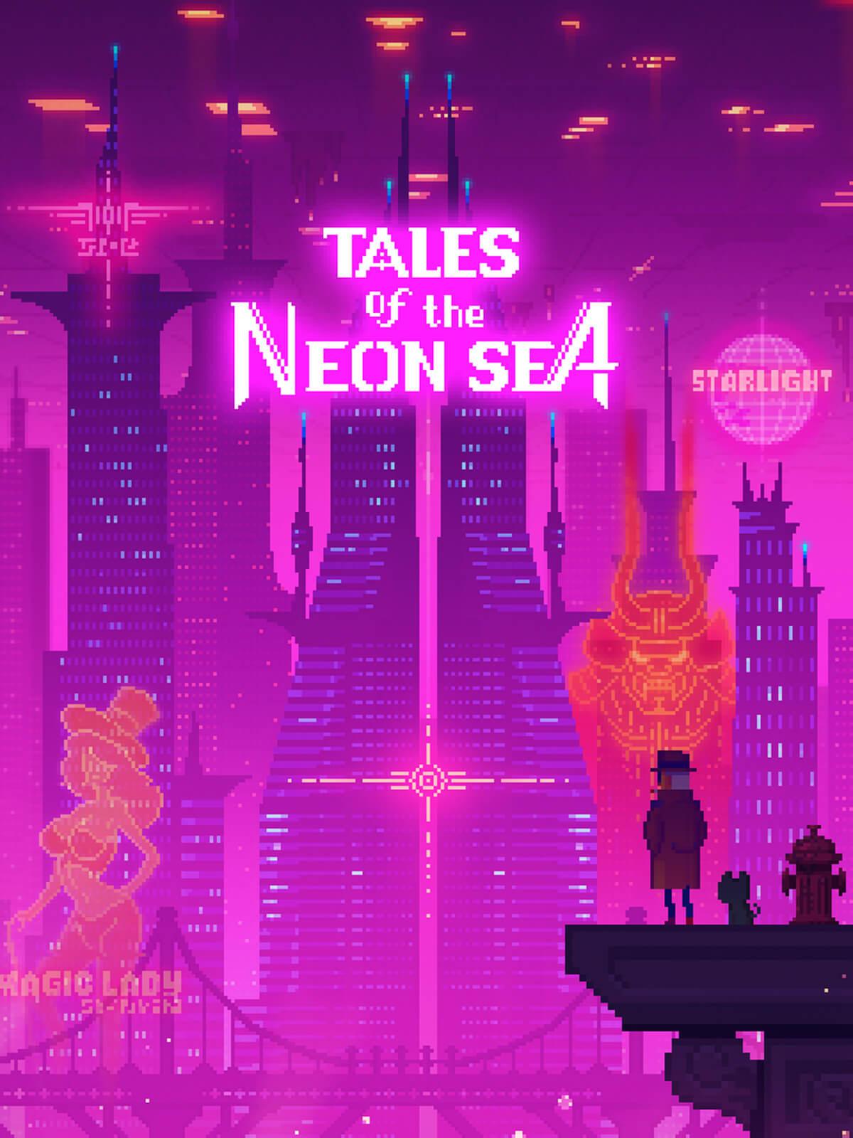 Epic regala Tales of the Neon Sea