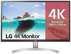 "Monitor LG 27"" 4K UHD Panel IPS y HDR10"