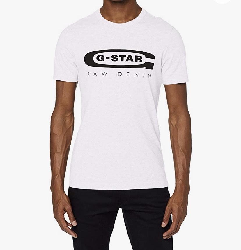 Camiseta hombre G-STAR RAW talla XXS
