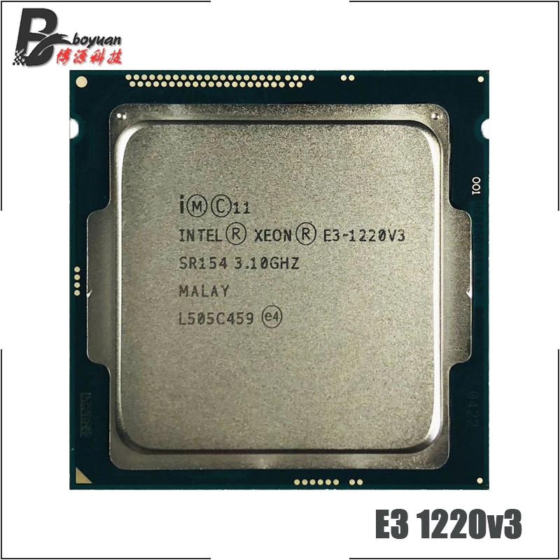 Procesadores Xeon E3 12XX V3 desde 23,35€ [Socket LGA1150]