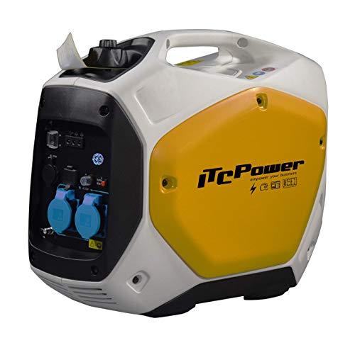 ITCPower GG22I Generador Inverter: Para tu Camper o RV
