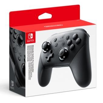 Mando Nintendo Switch Pro Controller + Cable USB