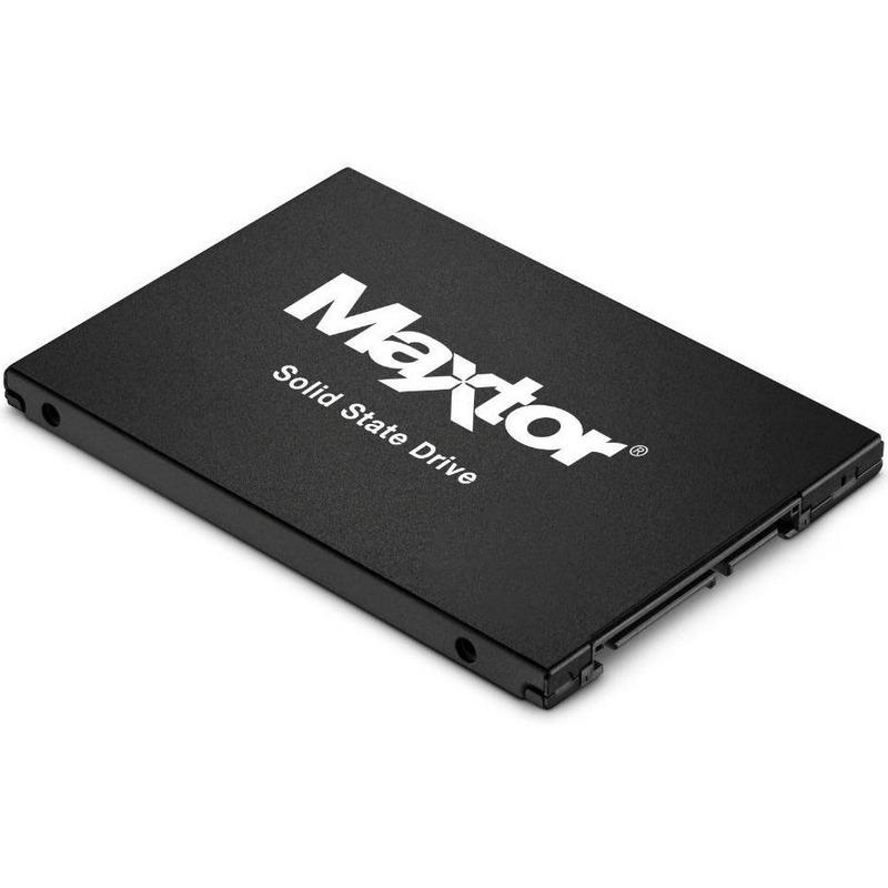 Maxtor SSD 480 GB por 39€ / 960 GB por 79€
