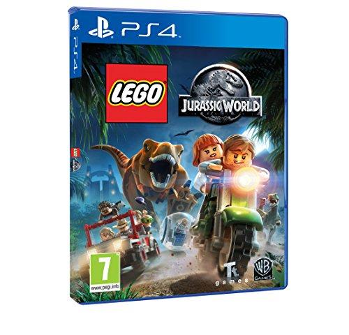 PS4 LEGO JURASSIC WORLD - Edición Exclusiva Amazon