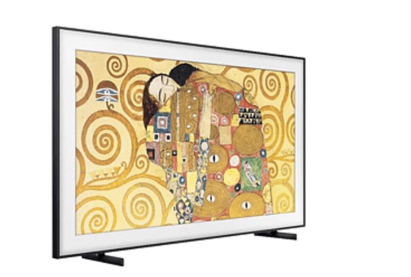 "TV QLED 50"" - Samsung The Frame QE50LS03TAUXXC"