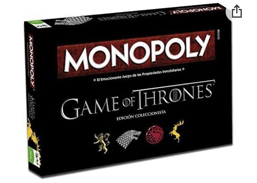 Juego de Tronos Monopoly en Español
