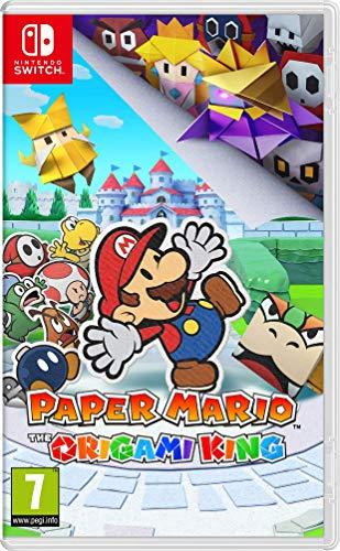 Paper Mario: The Origami King para Switch - REACONDICIONADO -