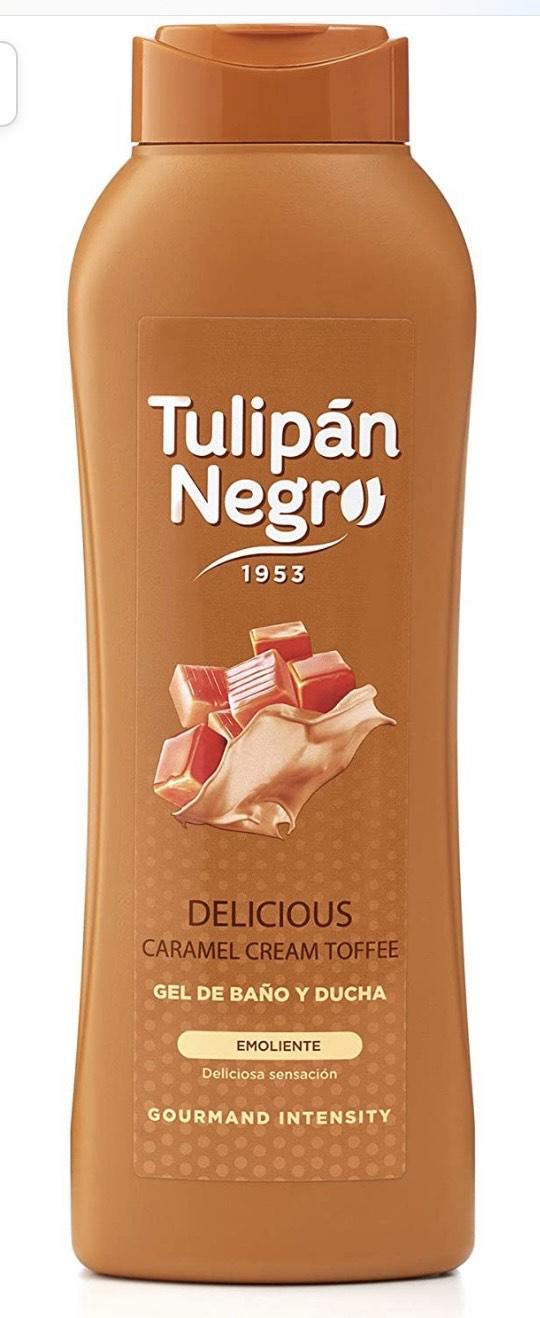 Tulipán Negro Gel de baño Caramelo 720 ml