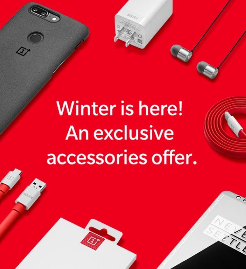 15€ de descuento por 60€ de compar en OnePlus