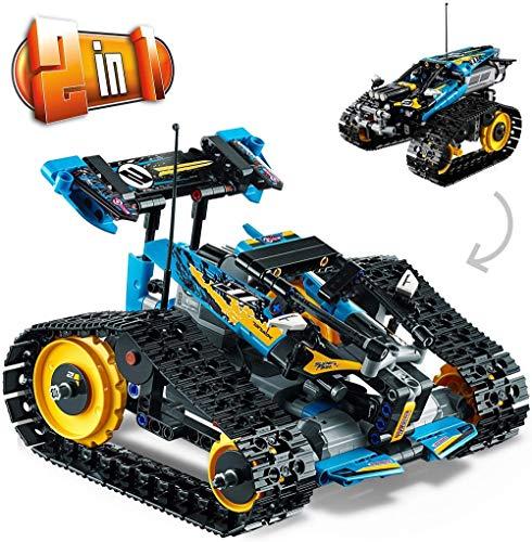 LEGO Vehiculo Acrobático a control remoto