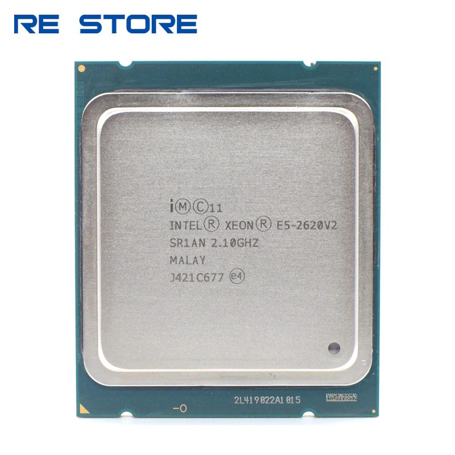 Procesador Intel Xeon E5 2620v2 para plataforma LGA 2011 X79