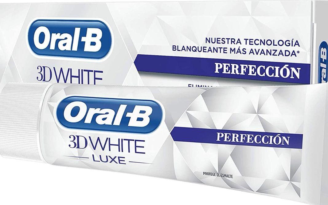 Oral-B 3DWhite Luxe Perfección Pasta Dentífrica Blanqueadora 75ml (Al tramitar)