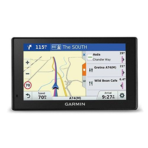 Garmin DriveSmart 51 Full - Navegador GPS con mapas de por Vida y tráfico Digital