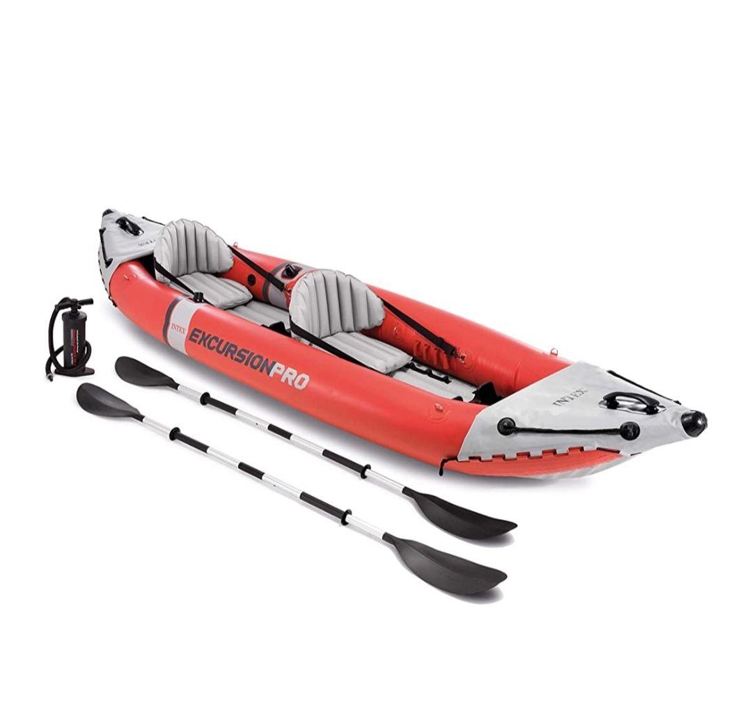 Kayak hinchable k2 excursión pro