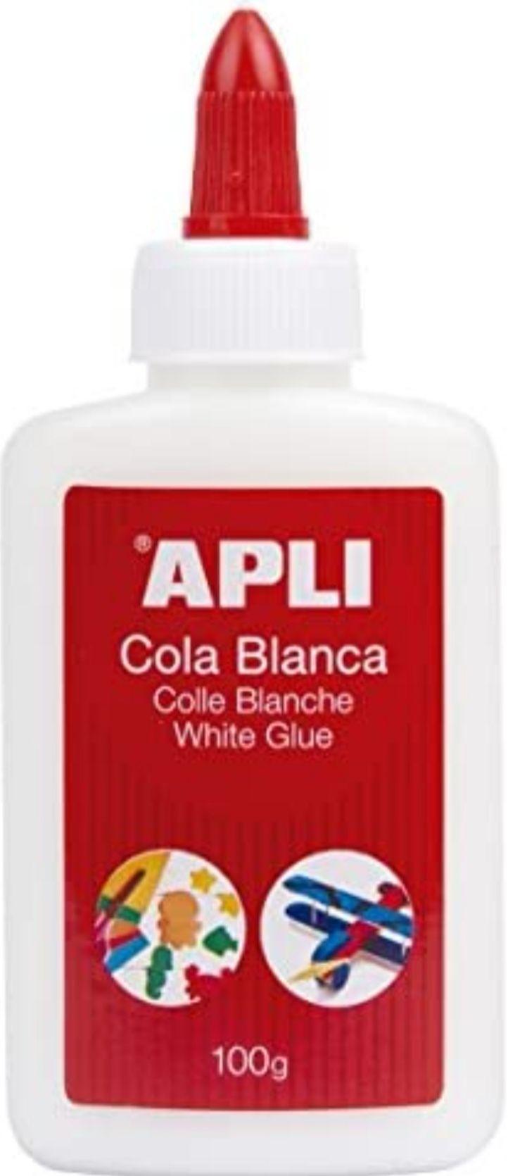 APLI - Cola blanca 100 gr.
