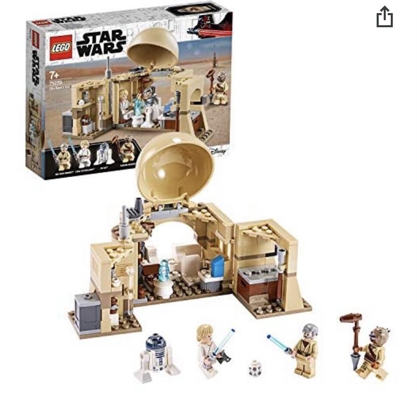 LEGO Cabaña de OBI-WAN