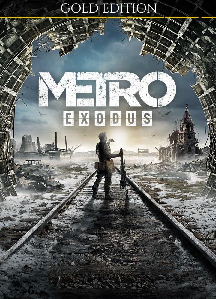 [PC] Metro Exodus Gold Edition - 5,84€ con PayPal (EPIC Games / Brasil - VPN)