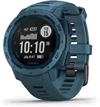 Garmin Instinct - Reloj con GPS