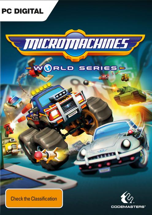 Micro Machines World Series solo 0.29€