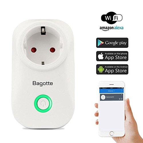 Enchufe Inteligente Wifi - Funciona con Alexa