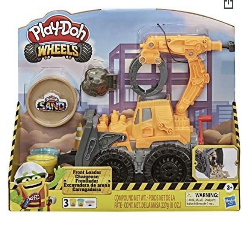Play-doh Excavadora ( precio mínimo )