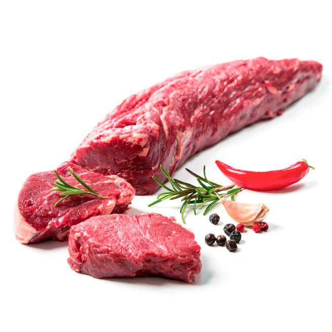11kg de solomillo de vaca, casi na.