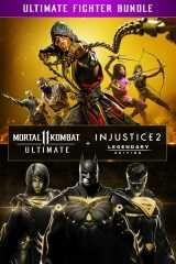 Mortal Kombat 11 Ultimate + Injustice 2 Edición legendaria Xbox