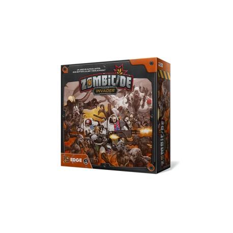 Zombicide invadir: juego de mesa