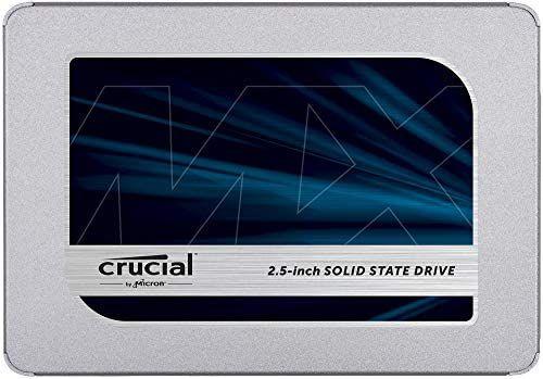 SSD Crucial 500 GB MX500