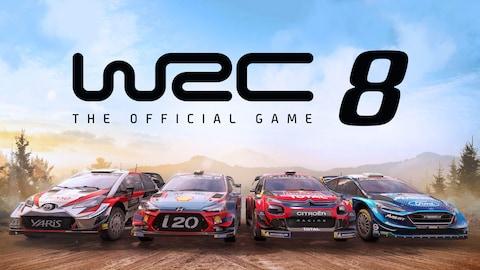 WRC 8: FIA World Rally Championship Steam Key GLOBAL (eneba)