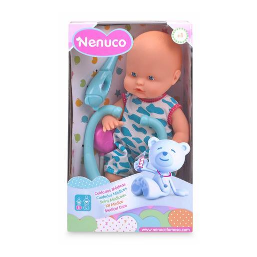 Muñeco, Mi Pequeño Nenuco Cuidados (varios colores)