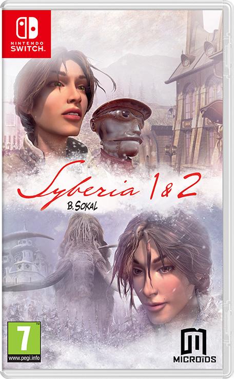Syberia 1 y 2 [Nintendo Switch]