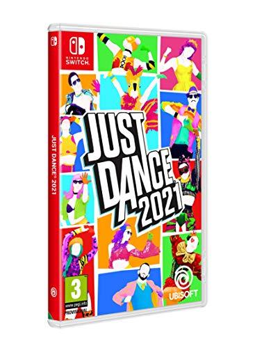 Just Dance 2021 Nintendo Switch REACONDICIONADO
