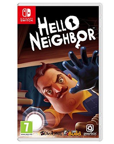 Hello Neighbor Nintendo Switch REACONDICIONADO
